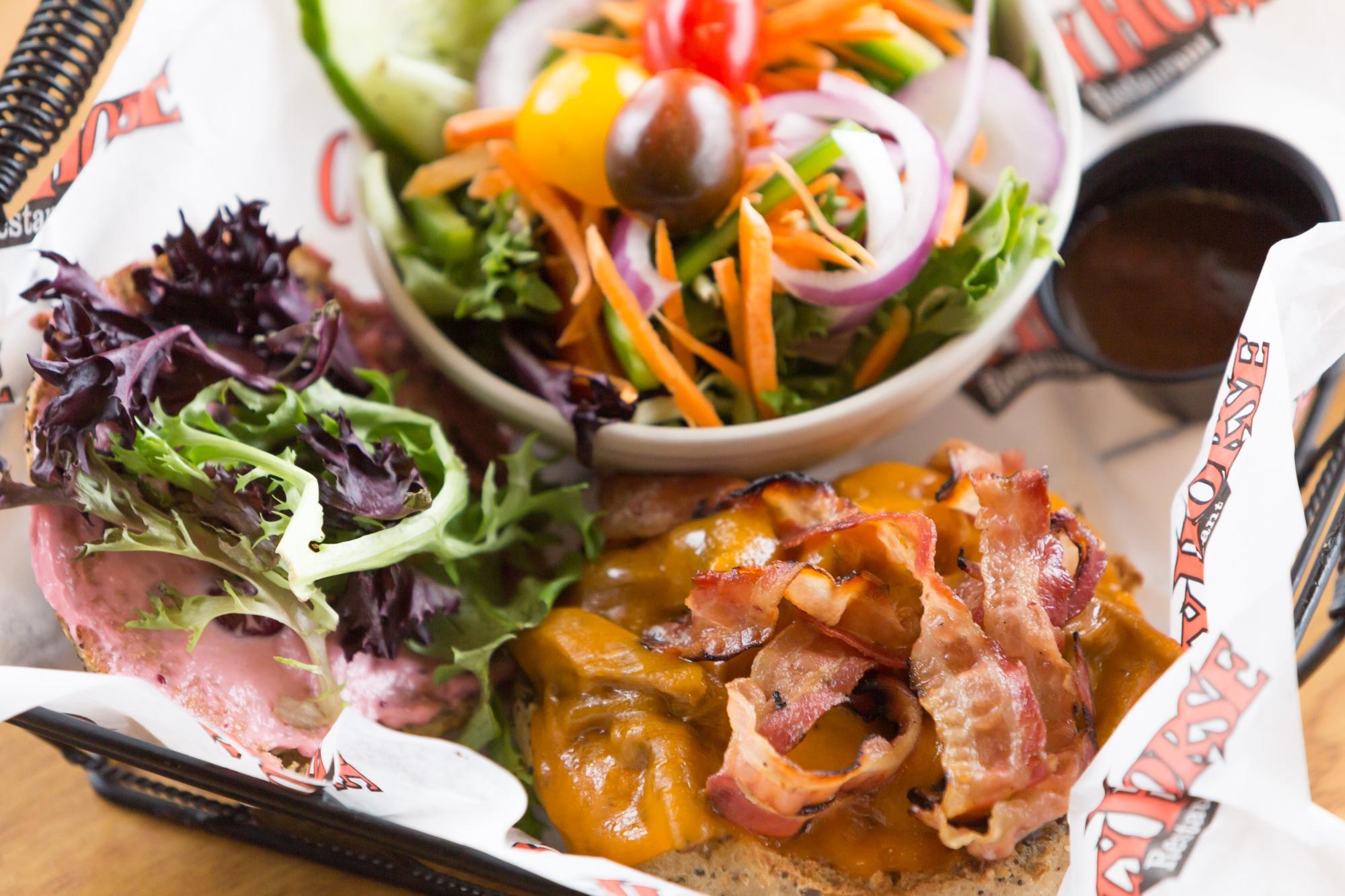 Crazy Horse Food